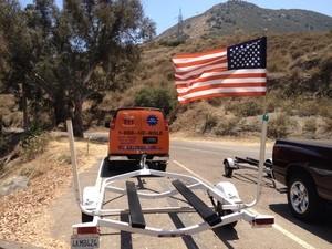 911 Restoration Van