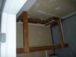 Water Damage Calexico of Furnace Room