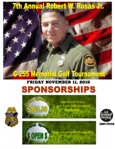 7th golf tournament sponsorships
